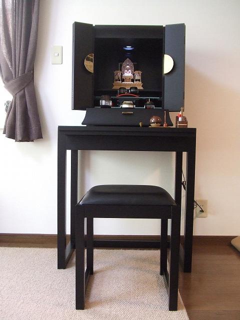 納入例 家具調仏壇14
