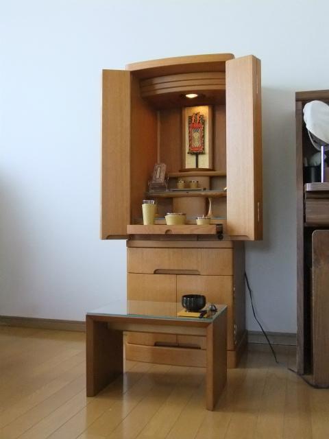 納入例 家具調仏壇16