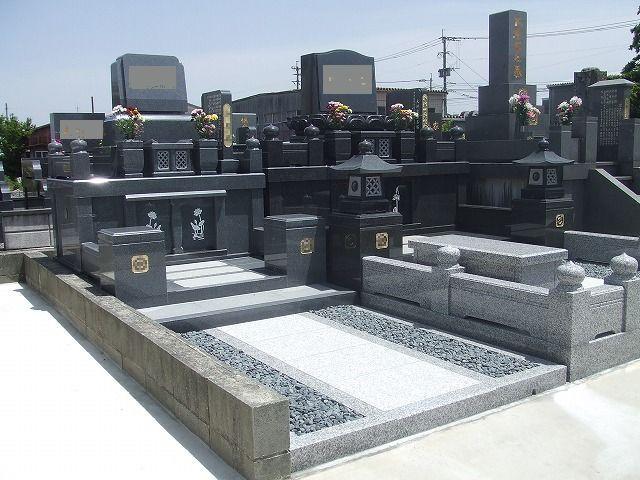 建立例 墓石04