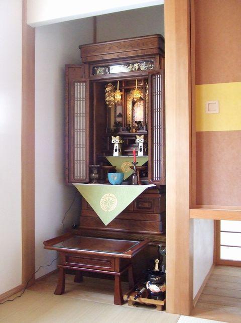 唐木仏壇10