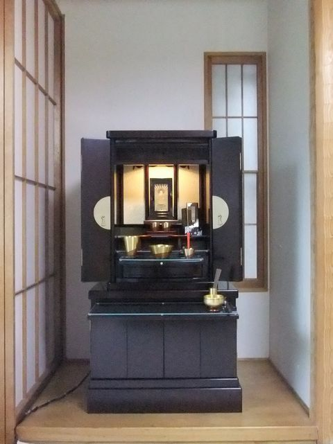納入例 家具調仏壇05