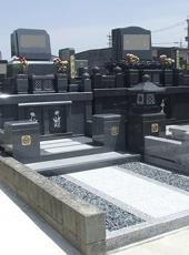 墓石建立例 NO.4