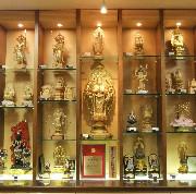 仏壇ギャラリーの様子