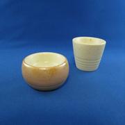 湯呑(二重底構造の陶器)