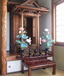 寺院仏具の例