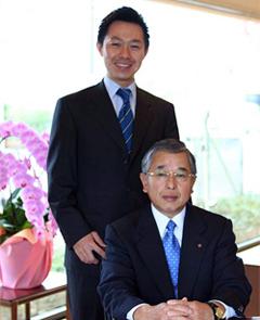 社長と会長