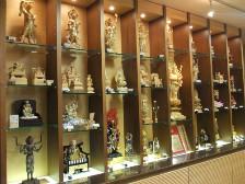 仏像・仏具の展示