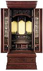 伝統型仏壇 唐木仏壇