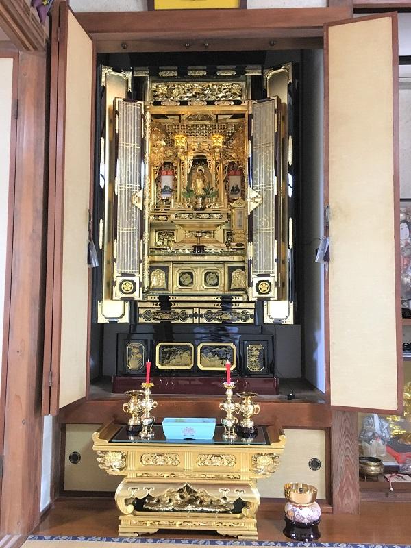 金仏壇 NO.12