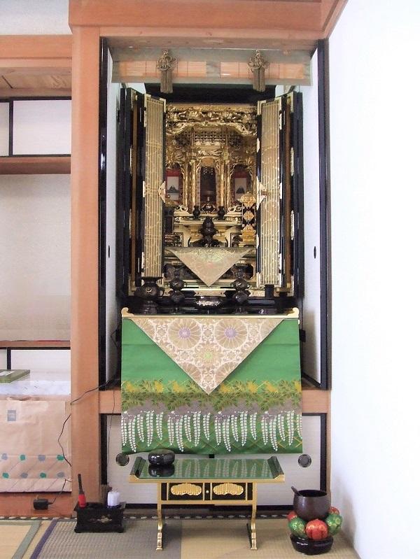 金仏壇 NO.8